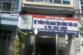 Bán nhà 4 lầu mặt tiền đường Trần Hưng Đạo, Hiệp Phú, Q9