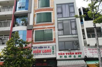 Bán nhà mặt tiền đường Nguyễn Trãi, 1 hầm 8 lầu cho thuê 95 triệu giá 28 tỷ