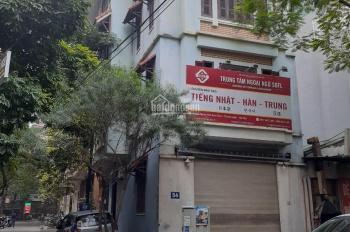Cho thuê nhà Ngụy Như Kon Tum, 80m2x4 tầng, 2 mặt tiền, thông sàn, giá 40tr, LH 0917671858