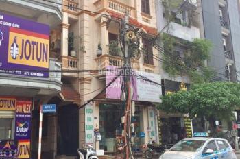 Mặt phố Nguyễn Ngọc Nại - Thanh Xuân, vỉa hè rộng, ô tô tránh, KD tốt, 55m2, 3T, giá 10 tỷ