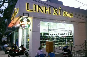 Cho thuê nhà mặt phố Thái Hà làm nhà hàng, thời trang 50m2x4 tầng, thông sàn, vị trí sầm uất