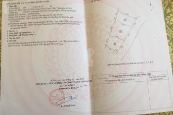 Bán đất thổ cư thôn Nhòn, Tiến Xuân, giá 6 triệu/m2