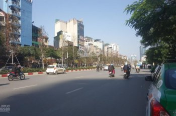 Bán nhà cấp 4 mặt phố Quan Hoa, Nguyễn Khánh Toàn, Cầu Giấy, 85m2 ngõ trước sau, 210 tr/m2