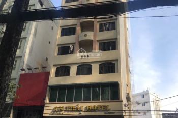 Bán khách sạn 104 Ký Con, phường Nguyễn Thái Bình, Quận 1. Diện tích 4x23m, hợp đồng 173,325 triệu