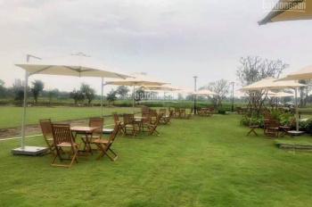 Đất nền biệt thự vườn DA Sài Gòn Garden Riverside villa giá 21 triệu/m2 - thanh toán trước 3.3 tỷ