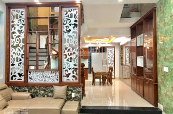 Bán nhà 3 tầng mới xây đường Phùng Chí Kiên, song song Nguyễn Sinh Sắc, gần biển, cần bán gấp