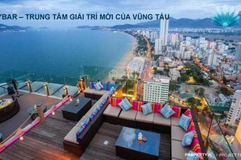 Bán căn hộ phố biển Vũng Tàu, trả góp 3 năm 0% lãi suất, vị trí vàng lợi nhuận cao. LH 0969877590