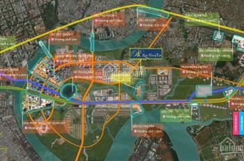 Căn hộ quận 2 có 3 mặt view Sông. 100% căn góc view sông - Pháp lý rõ ràng - giá gốc CĐT 0908999739
