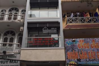 Cho thuê nhà mặt phố Trung Phụng (ngõ 360 Xã Đàn cũ) 30m2 x 6 tầng, mt~4m, nhà mới, thông sàn