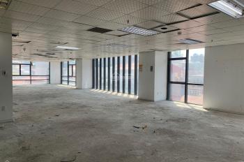 Cho thuê mặt bằng kinh doanh mặt đường Láng Hạ, diện tích 200m2, giá thuê: 693.300đ/m2/tháng