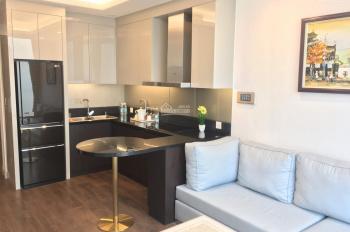 Cho thuê căn hộ Sun Grand City 69B Thụy Khuê, 1PN, đầy đủ đồ, giá 16 triệu/tháng. LH: 0989862204