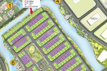 Chính chủ cần bán gấp biệt thự đơn lập DT 297m2, MT 15m, Đông Nam. LH: 0915 972 886
