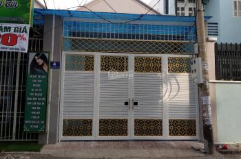 Cho thuê nhà mặt tiền 4 Chu Mạnh Trinh, P8