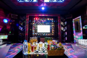 Cần bán nhà kinh doanh 20 phòng karaoke quận Bình Thạnh giá 52 tỷ
