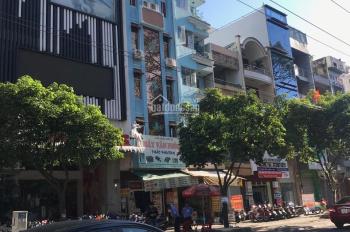 Bán nhà mặt tiền Hùng Vương P4, Q5, diện tích 4x15m. Nhà 3 lầu, giá 19.5 tỷ, hợp đồng thuê 50 triệu