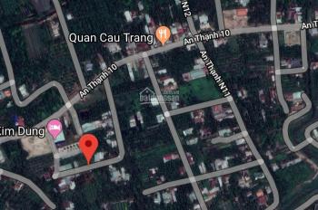 Chính chủ gửi đất 1/ An Thạnh 10 đường ô tô tải, diện tích: 89,6m2 (6 x 15)m. ODT: 60m2