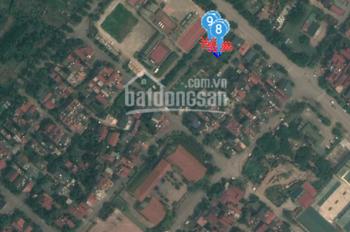 Bán đất khu tái định cư Xóm Lò, Thượng Thanh giá 2,838 tỷ, LH 0981756159