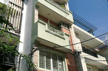 Chính chủ bán gấp nhà hẻm nhựa 8m đường Đinh Tiên Hoàng, Bình Thạnh DT 4,5x17m. Giá chỉ 13,5 tỷ