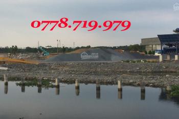 Chủ đi nước ngoài bán lại lô đất BT ven sông đối diện dự án Phú Quang. 10x22m, giá 23 triệu/m2