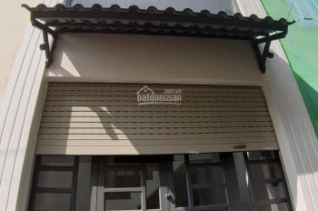 Cần bán gấp nhà 1 trệt 1 lầu, 100m2 thổ cư, Tân Phú Trung, Củ Chi, sổ hồng riêng, 870 triệu