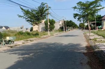 Cần bán 3 nền đất ngay khu dân cư Mỹ Hạnh Hoàng Gia, 5x15m giá 650tr đường 12m