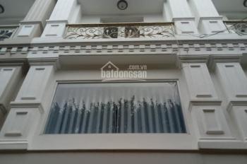 Cho thuê căn nhà mới xây mặt tiền Lê Văn Thọ, p11, Gò Vấp. Gần Quang Trung