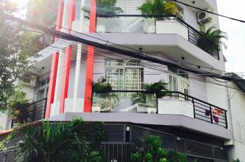 Bán nhà khu vip K300, góc 2 MT Nguyễn Thái Bình - DT: 5 x 19m. 1 trệt, 3 lầu, ST, LH: 0949 474 974