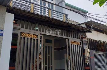 Đổi nhà mới bán nhà Bà Điểm 5, Hóc Môn gần chợ 4x12m, gồm 1 lầu giá 1 tỷ 150 có SHR. LH 0938704502