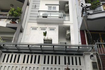 Bán nhà hẻm xe hơi đường Thái Phiên, DT: 3.5 x 11m, giá: 6.7 tỷ, Phường 2, Quận 11, HCM