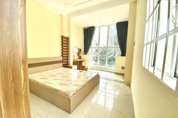 Gấp! Phòng trọ đẹp mặt tiền Cô Giang Quận 1, đầy đủ tiện nghi, giá rẻ. LH 0909333390