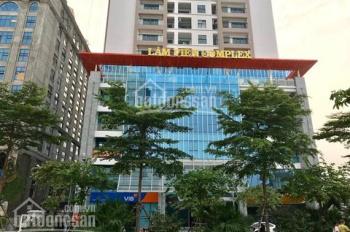 Cho thuê sàn văn phòng hạng B tòa AZ Lâm Viên, mặt phố Nguyễn Phong Sắc, Cầu Giấy, Hà Nội