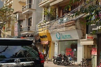 Bán nhà mặt phố Sơn Tây quận Ba Đình - 65m2 - 7 tầng thang máy - giá 20. 8 tỷ