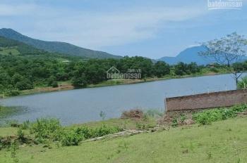 Hơn 1000m2 nghỉ dưỡng mặt hồ thơ mộng hữu tình Tiến Xuân, Thạch Thất. LH 0976899058