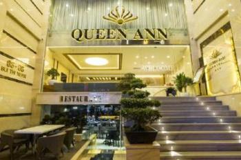 Bán khách sạn MT Trương Định, P. Bến Thành q1. DT: 12x19m hầm 8 tầng mới 100% giá: 245 tỷ TL
