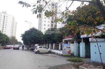 Bán chung cư HH2B phố Gia Thụy, Long Biên gần tòa Plaschem 91.7m2. Giá chỉ 2,35 tỷ