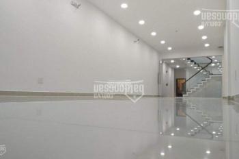 Q5, Trần Hưng Đạo, mặt tiền (4.2 x 26m) 5 lầu nhà mới 75 tr/tháng TL