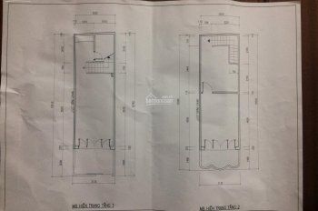 Bán nhà riêng ngõ 62 phố Ngọc Hà - 2tỷ7, 33m2, SĐCC