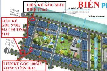 Quỹ ngoại giao, đất shophouse mặt biển, liền kề góc từ 1.26 tỷ FLC Tropical City Hạ Long 0369305892