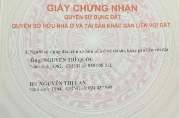 Cần bán gấp khu nhà trọ hẻm 168 Chế Lan Viên