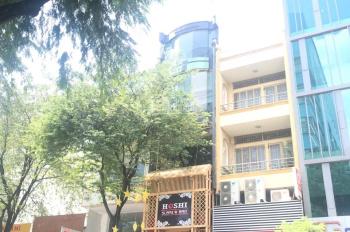 Bán nhà mặt tiền đường Nguyễn Tri Phương, P4, Q10, 4x16m, nhà trệt 4 lầu, giá 29.5 tỷ. HĐT 80 tr/th