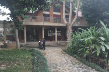 Khuôn viên nhà vườn hoàn thiện rộng 2700m2 Lương Sơn, Hòa Bình cần bán gấp