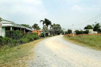 Bán đất xây nhà vườn, kho xưởng 932m2 giá 2 tỷ đường xe tải xã Đức Hòa Thượng