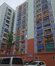 Cho thuê chung cư Tecco Garden, Thanh Trì, căn 07, DT: 82m2, 2PN, giá: 6tr/tháng, LH: 0904999135