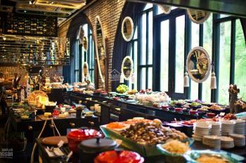 Hot! Sang nhượng hàng ăn mặt phố Triệu Việt Vương gần Vincom 40m, 2 tầng 5m mặt tiền