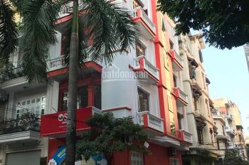 Chính chủ cho thuê nhà nguyên căn 7 tầng 1 hầm mặt phố Nguyễn Chí Thanh. Lô góc 3 mặt thoáng