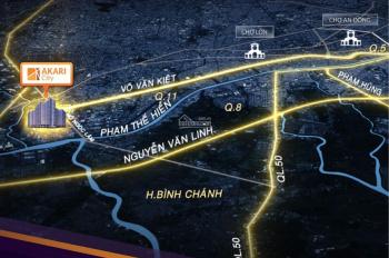 Tư vấn thông tin dự án Akairi City Nam Long, Pháp lý, ngân hàng, tham quan nhà mẫu. LH 0934072739