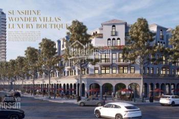 Suất ngoại giao dự án shophouse Ciputra, mặt đường Nguyễn Văn Huyên, DT 108m2, chỉ 15,8 tỷ, CK 20%