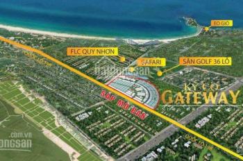 Kỳ Co GateWay vị trí vô cùng đắc địa cửa ngõ du lịch Kỳ Co Eo Gió. LH: 0932 142679