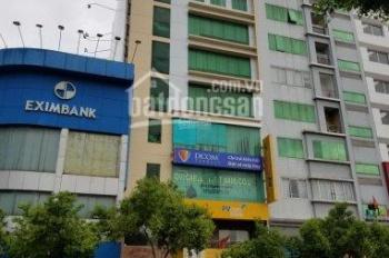 Hạ giá bán nhanh ăn tết MT đường Thành Thái, P. 14, Q. 10, DT: 5.5x20m, 3 tầng. Giá 35 tỷ
