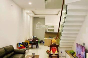 Nhà bán 67 Nguyễn Văn Yến, Tân Phú 4m x 17,50m 1 trệt 3 lầu 1 sân thượng, 7.2 tỷ TL
